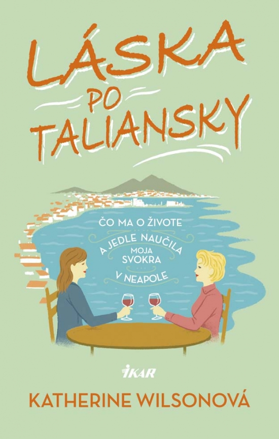 Slovakia cover of Only in Naples by Katherine Wilson